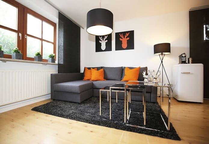 Stylish apartment in a quiet location - Thurnau - Leilighet