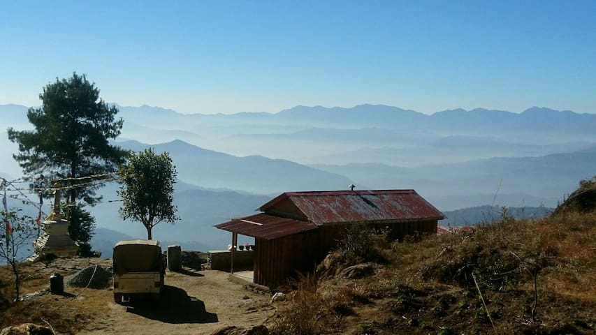 Above the clouds - farm House - Simpalkabhre 1 - Casa