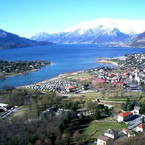 Vista lago - Sorico - Huis