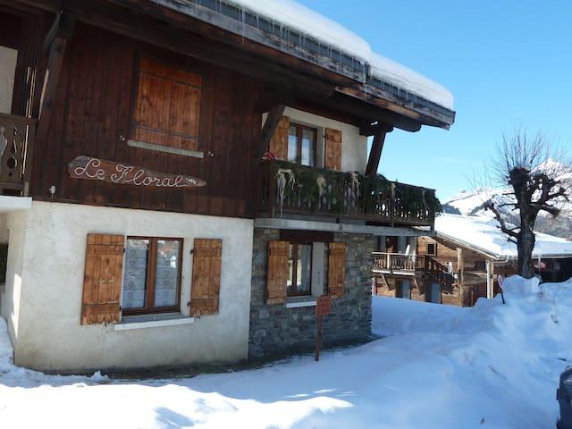 Appartement au coeur du village - Crest-Voland