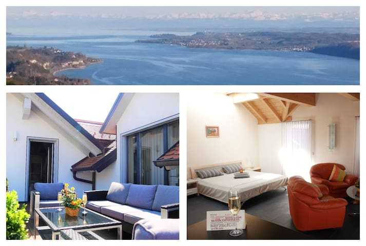 Beautiful Appartment at the Lake of Constance - Stockach - Appartement