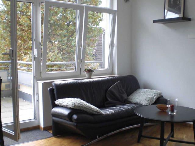 Moderne und sonnige Zwei-Zimmer-Wohnung - Heilbronn - Departamento