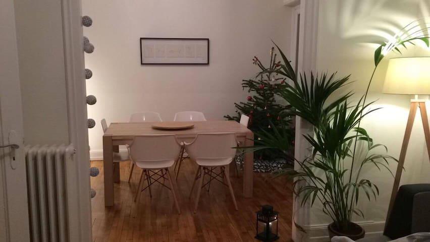 L'appart - Mulhouse - Apartamento