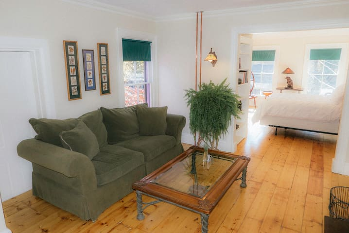 Spacious suite at soon to be B&B-Garden View Suite - Frenchtown - Bed & Breakfast