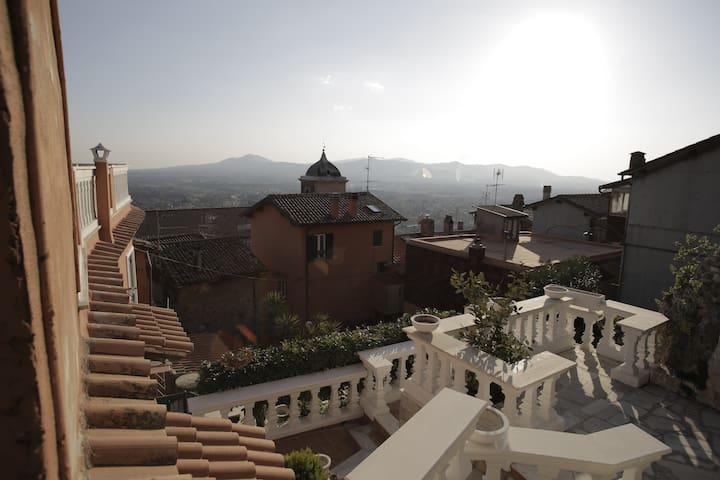 Casa Vacanze Dea della Fortuna - Palestrina - Hus