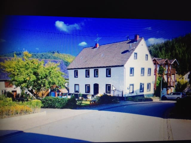 Big villa with sauna, great ambiance and silence - Niederstadtfeld