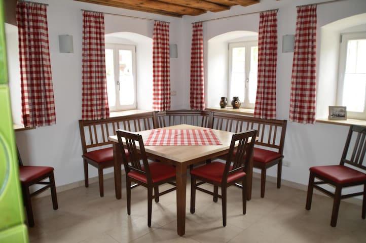 Ferienhaus auf dem Bauernhof - Pappenheim - Maison