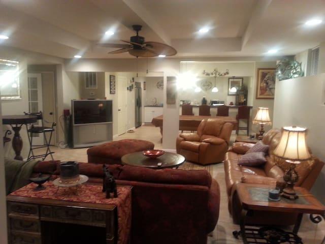 Tu segunda casa - Lawrenceville - Dormitorio para invitados