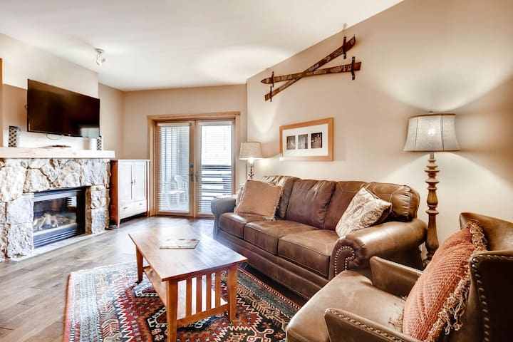Copper Mtn Passage Point Penthouse Jr 2 Bedroom - Copper Mountain - Lägenhet