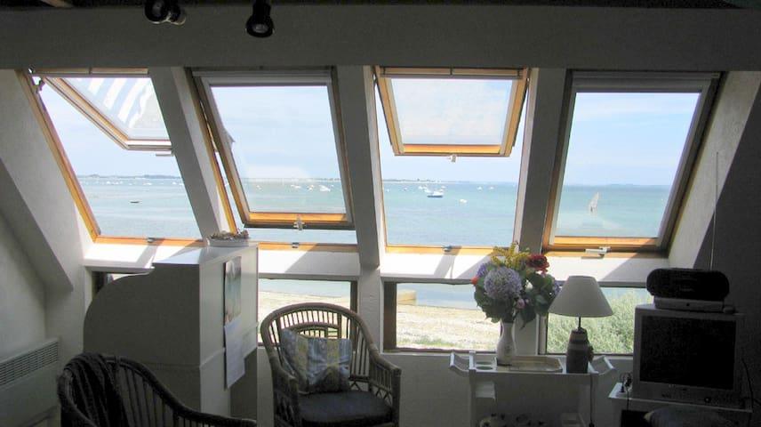 Duplex vue mer Sarzeau 5 personnes - Sarzeau - Departamento