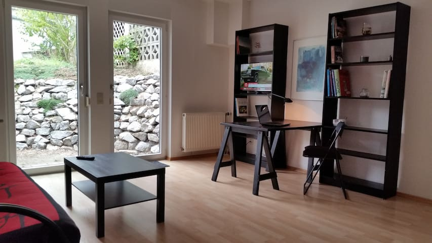 Perfect for your vacation or business trip. - Heppenheim (Bergstraße) - Huis