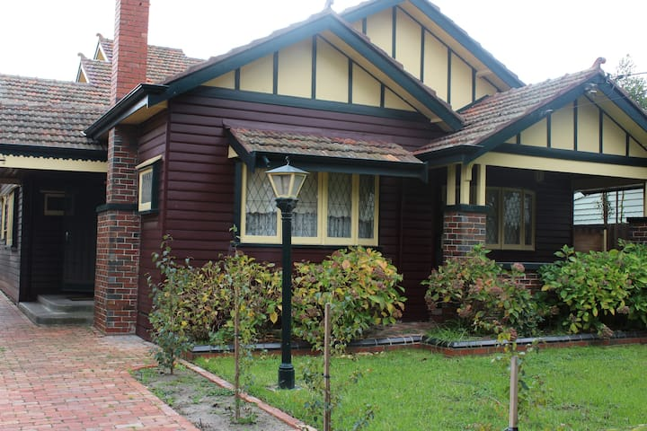 Two storey well-appointed Californian Bungalow - Sunshine