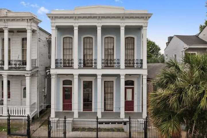 French Colonial Country Chic Apt - New Orleans - Leilighet