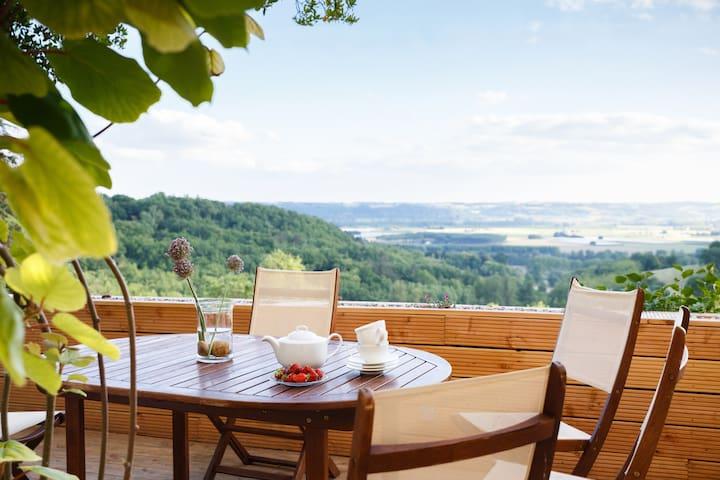 Chambre Garonne, accès indépendant. - Clermont-Dessous - Bed & Breakfast
