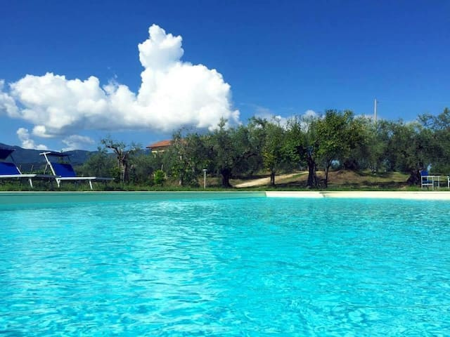 Casa Magi, country house tra gli ulivi - Aquara - Villa