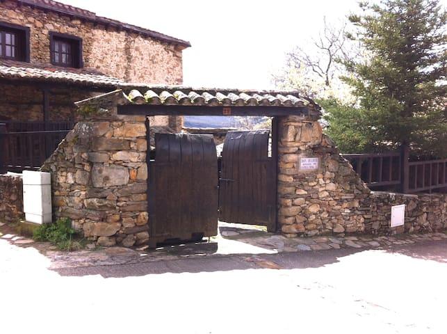 CASA RURAL AUTENTICA Y TIPICA DE LA SIERRA - Horcajuelo de la Sierra - Casa