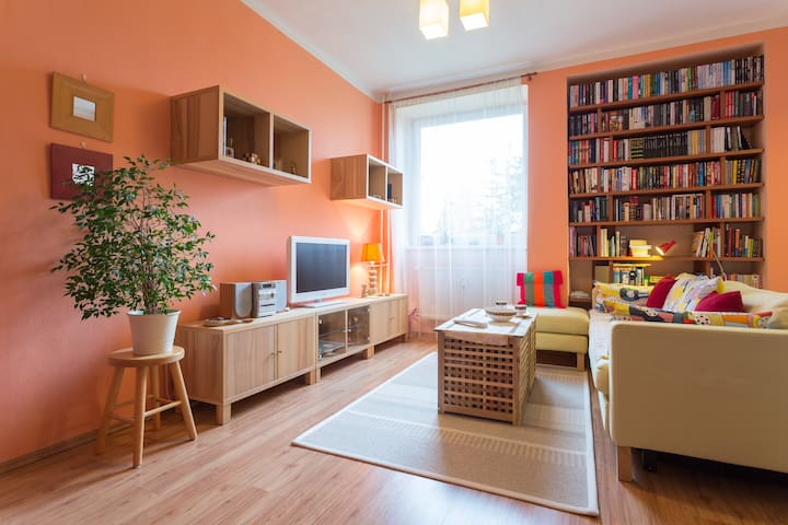Cozy apartment near city centre - Poprad - Departamento