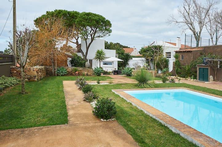 Villa with heated pool - Cascais