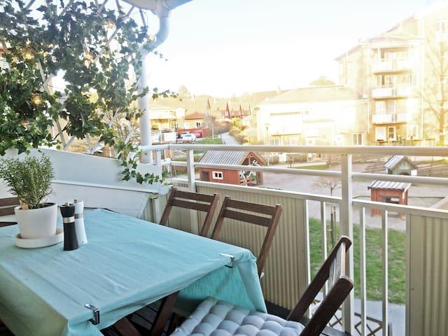 Älta,Stockholm suburb near beaches - Älta - Apartamento