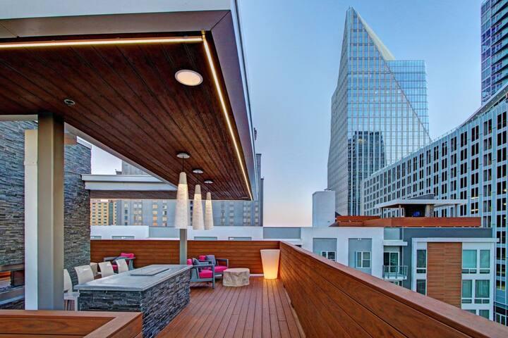Modern cozy apartment in the heart of Buckhead - Atlanta - Byt