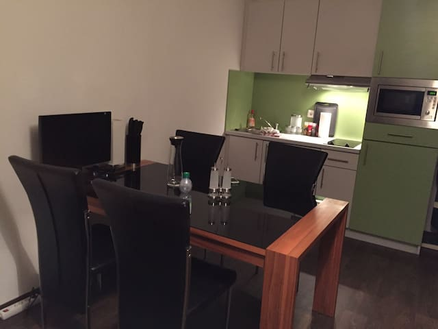 Modernes, schönes Appartment in guter Lage ! - Neu-Ulm - Daire