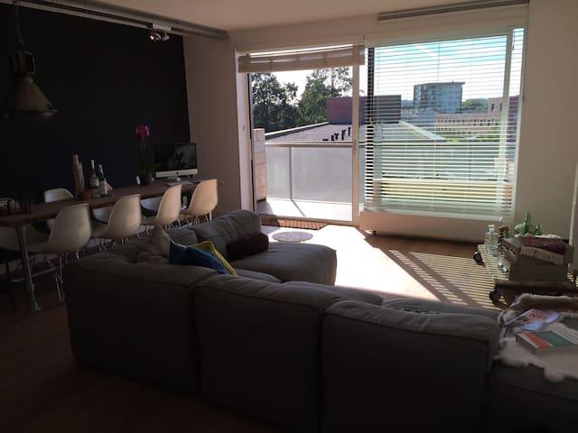 Stylish apartment near city centre - Amersfoort - Departamento