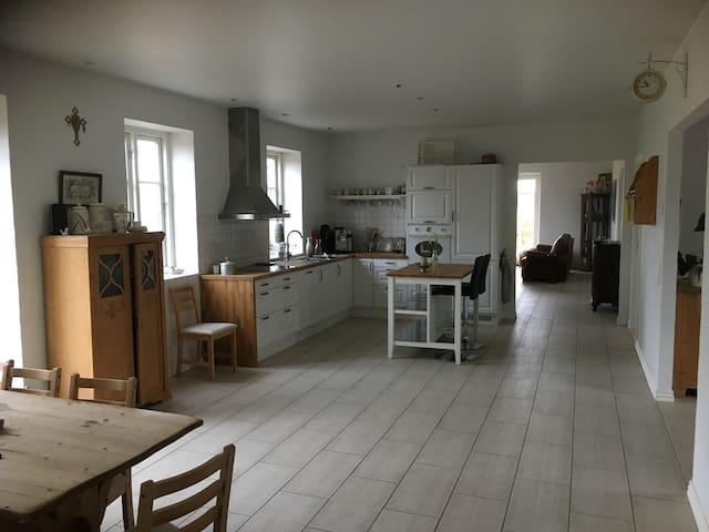 Brestenbro Gl. Kro ved Gudenåen - Brædstrup - Bed & Breakfast