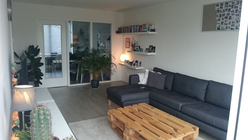Bright and modern 2 person room in Amsterdam West! - Amsterdam