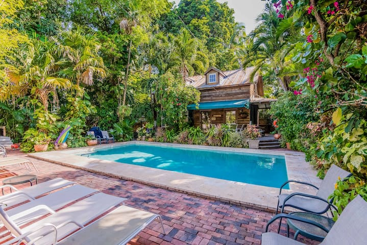 Garden Cottage from Villas Key West - Key West - Casa