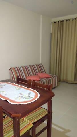 Apto c/ ótima localização em Guaratinguetá -SP - Guaratinguetá - Appartement