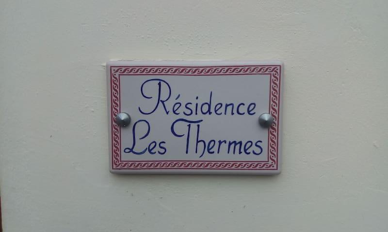 Studio meublé en centre ville - Salies-de-Béarn - Lägenhet