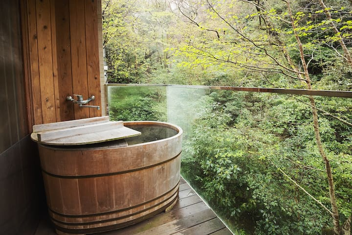 Hakone resort. Natural hot spring. - Hakone-machi - Villa