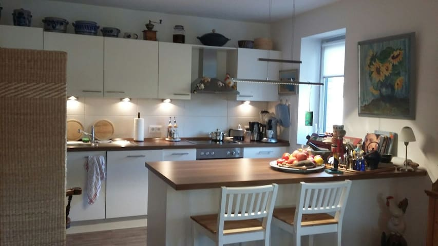 Komfortabel,hell,individuell - Lüneburg - Appartement