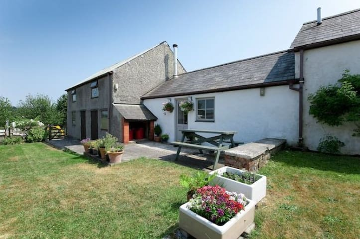 Roseland Cottage - Perranwell near Falmouth - Hus