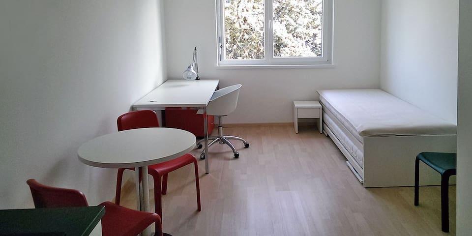 Ideally Located Studio next to EPFL & University - Echandens - Apartamento