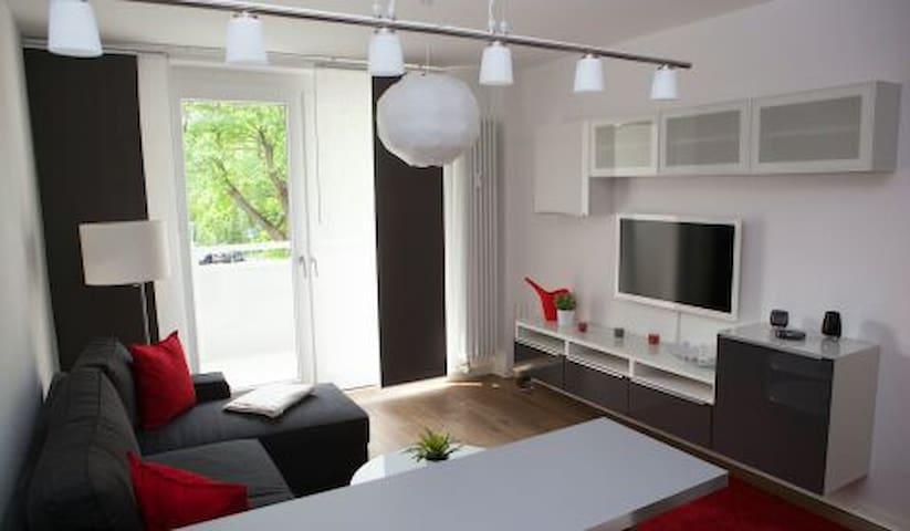 Toll gelegene, neu sanierte Wohnung - Chemnitz - Departamento