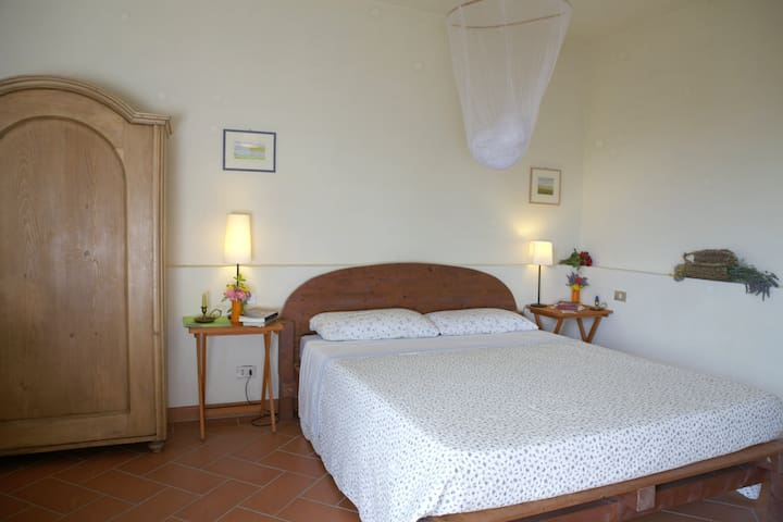 Cosy Studio in the countryside with garden - San Polo In Chianti - Appartement