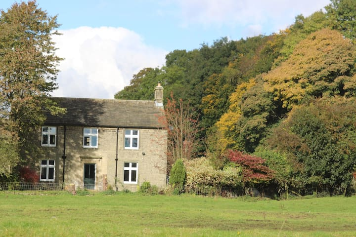 The Most Hygge Farmhouse, Peaceful and Perfect! - Derbyshire - Дом