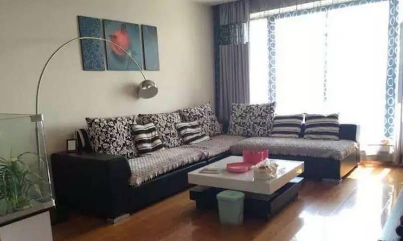 富苑华城 时尚大床房 - Changchun Shi - 公寓