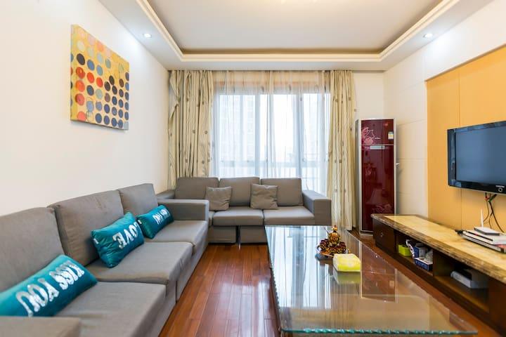 沙发床 SALE 毗邻8、9、10号地铁,豫园、城隍庙、人民广场、新天地、外滩旁高端社区 - Shanghaï - Appartement