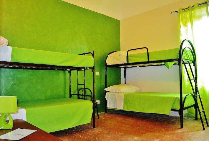 B&B Monteverde - single beds - Palmoli - Bed & Breakfast