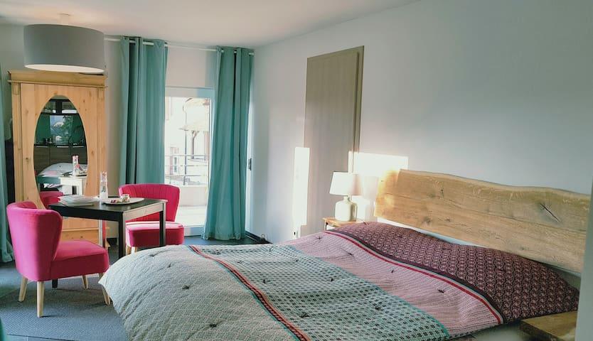 Heppenheim Ferienwohnungen Starkenburgweg - Heppenheim (Bergstraße) - Appartement