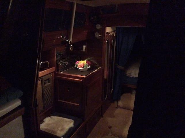 "Sailing Yacht ""MAYA""   ( TWO SEPARATE CABINS ) - Unterterzen - Barco"
