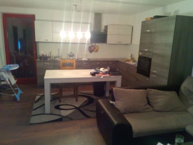 Beautiful moder flat arounded with forest & nature - Borovnica - Hus
