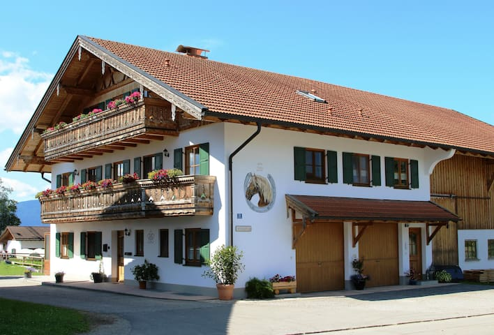 Ferienwohnung Erhard **** - Rottenbuch