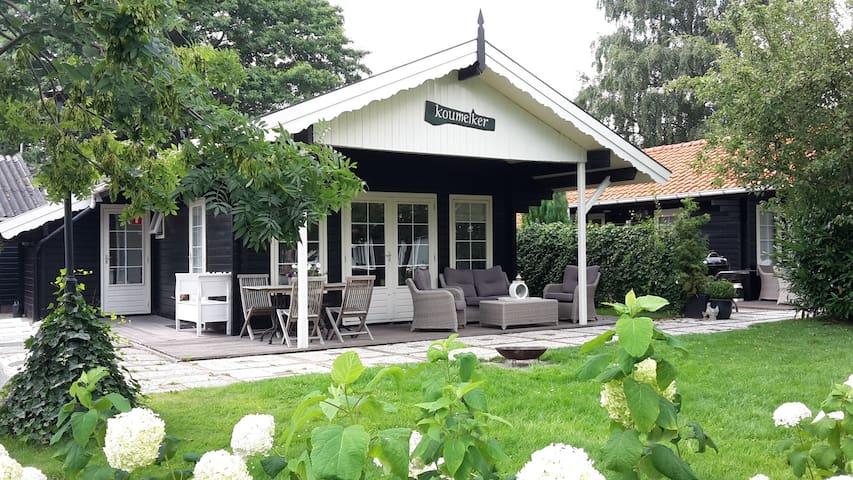 Vakantiehuis aan het water - Terherne - Casa de campo