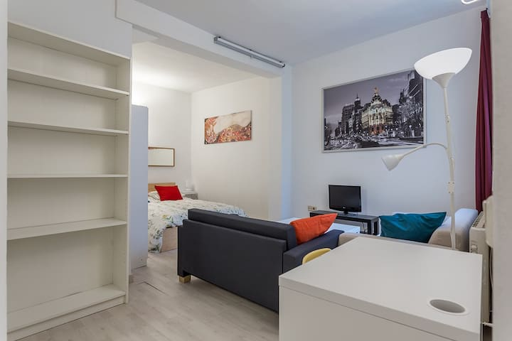 Central and comfortable apartment - Madrid