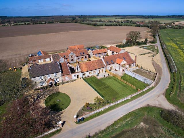 Tuck Barn - Norfolk - Hus