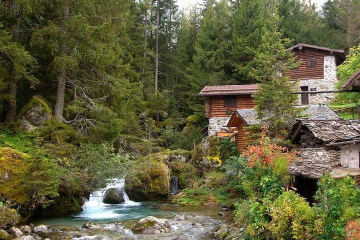 Alpine Holiday Heaven - Corteno Golgi - Appartement