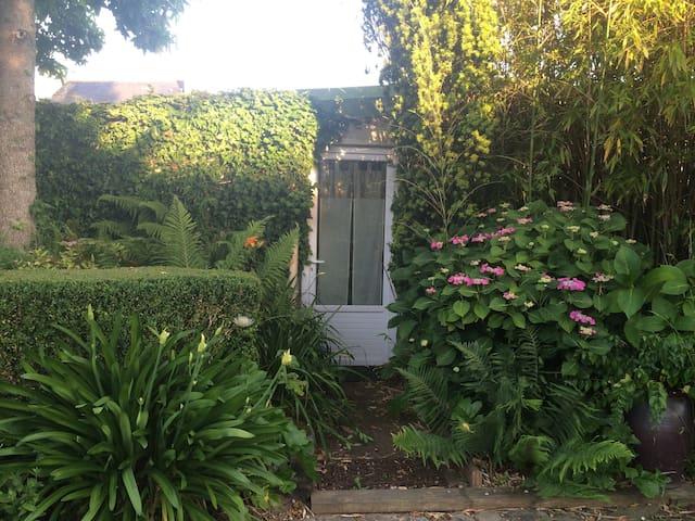 Votre petite maison au jardin - Le Relecq-Kerhuon - Casa
